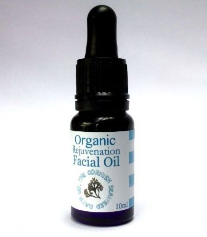Luxury Organic Rejuvenation Seaweed Facial Oil | Simply Naturale